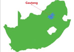 South Africa featuring Gauteng